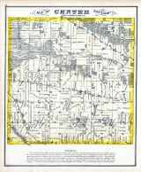 Center Township, Rock County 1873